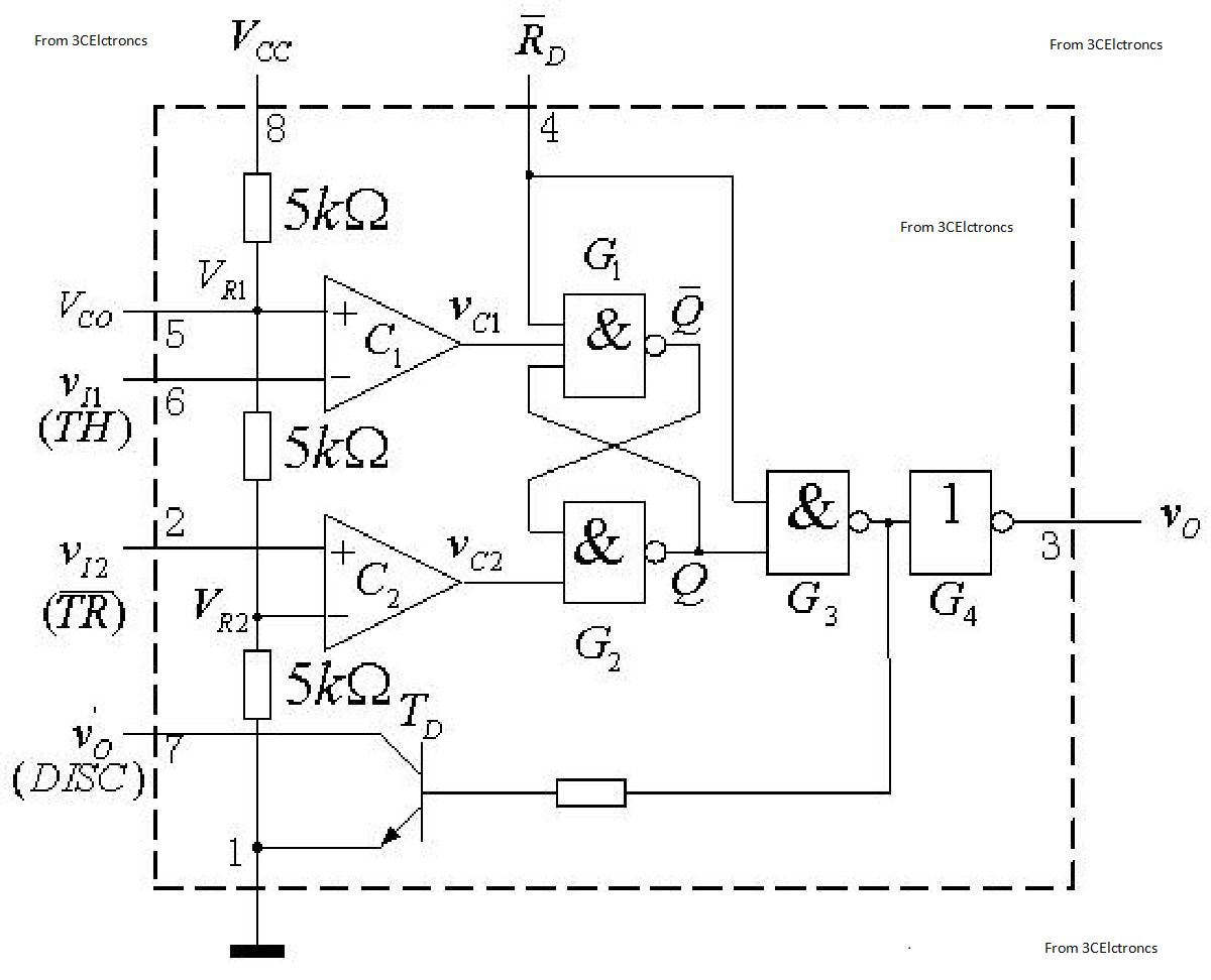 What Is 555 Timer And Its Applications