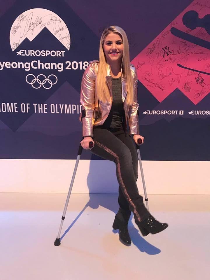 Woman On Crutches Crutches Pinterest Crutch