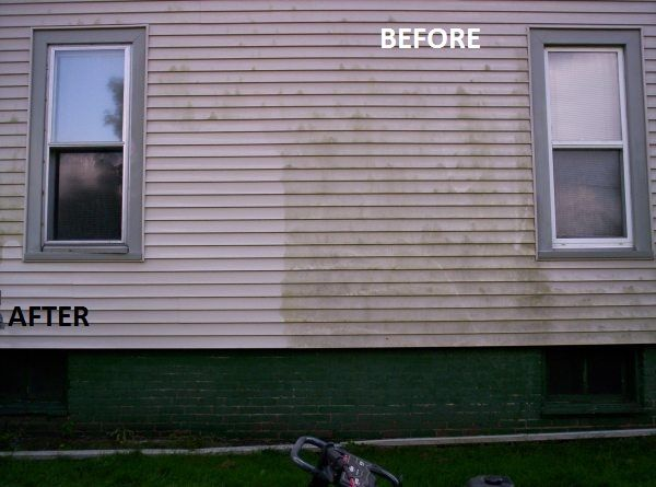 Pin By Erney Bros On Pressure Washing Beautiful Homes Pressure Washing Pressure Washing Services