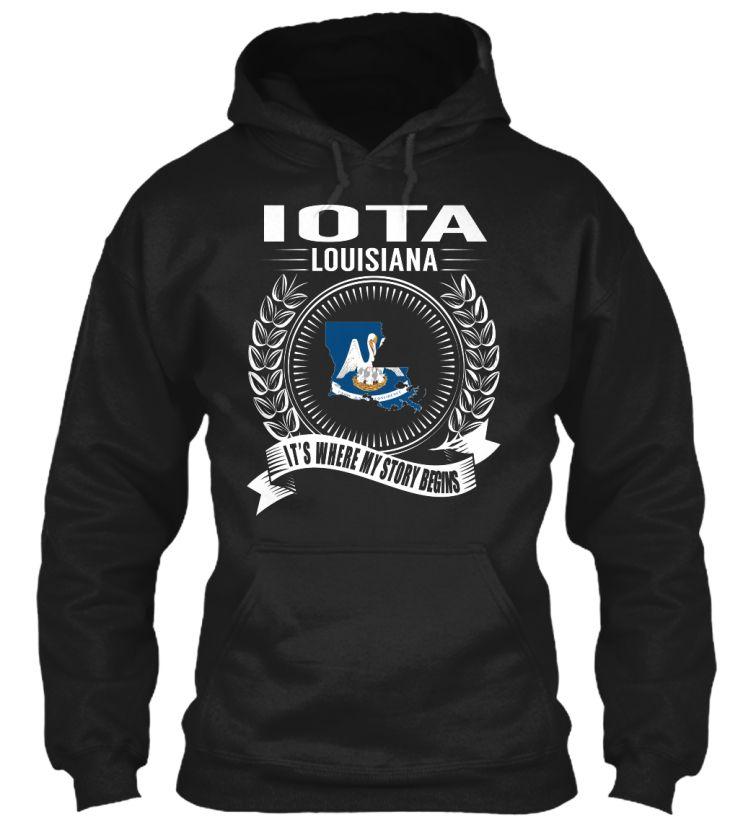 Iota, Louisiana - My Story Begins