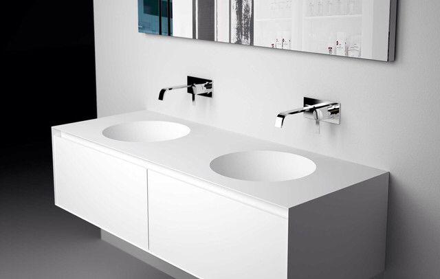 Corian sink | koupelna | Koupelna