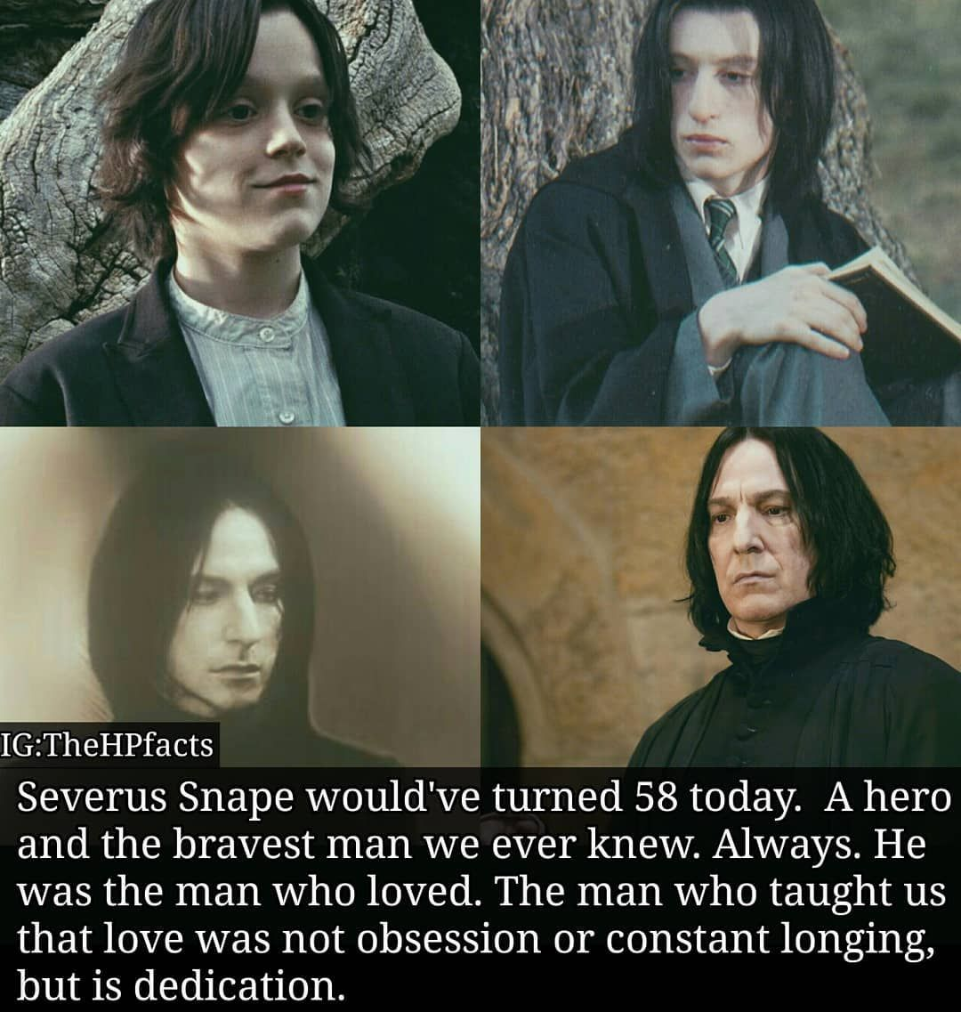 Happy Birthday To The Late Snape Raise Your Wands In The Comments Harry Potter Severus Snape Harry Potter Severus Harry Potter Facts