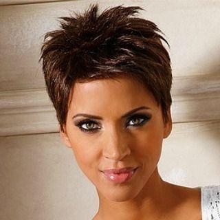 #pixie #haircut #short #shorthair #h #s #braidedtopknots