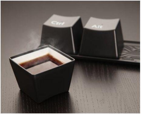 Tea caps.