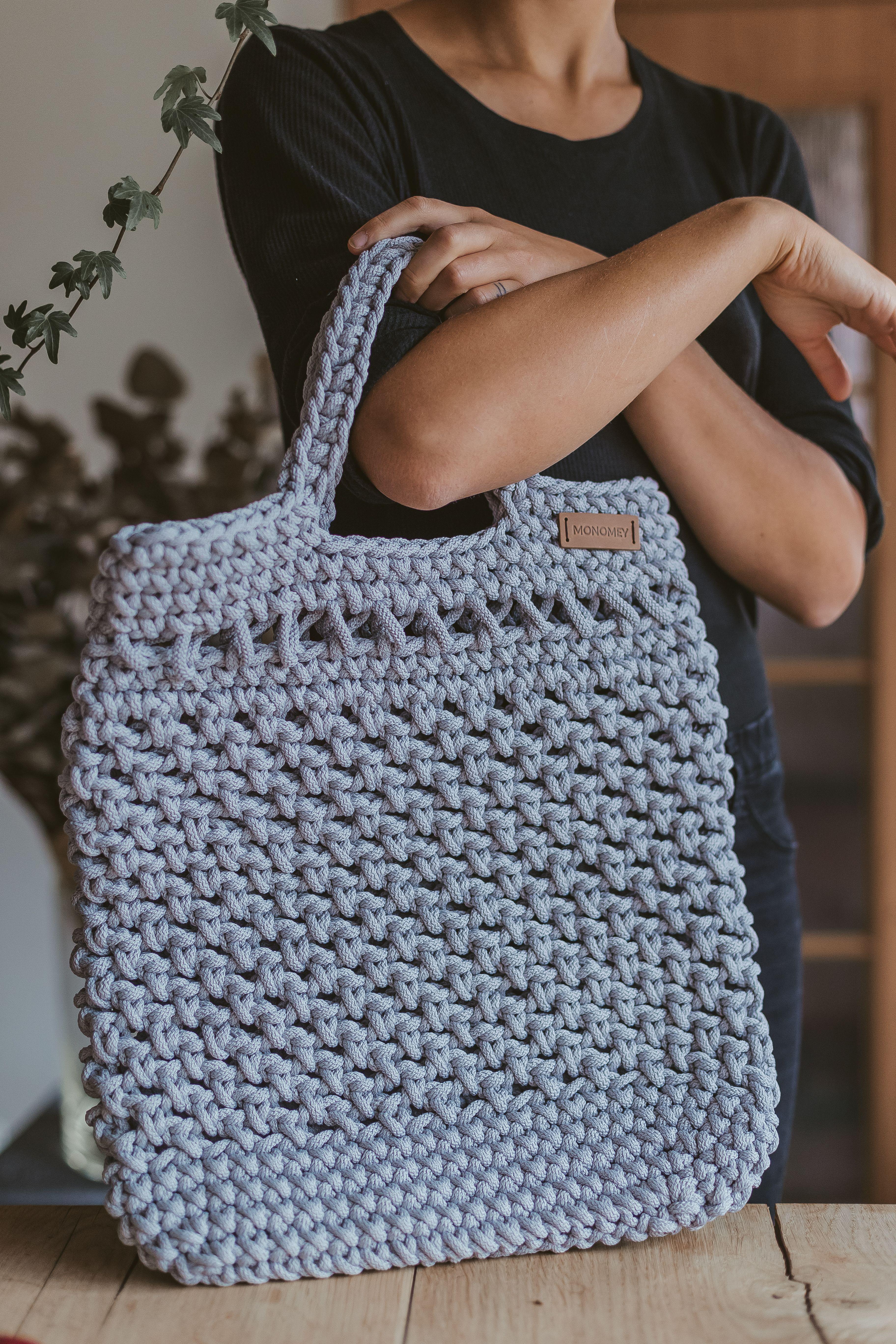 Crochet Handbag Pattern Handbag Pattern Pdf Easy Bag Pattern