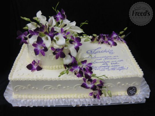 Retirement Cake Ideas For Women With Images Birthday Sheet Cakes