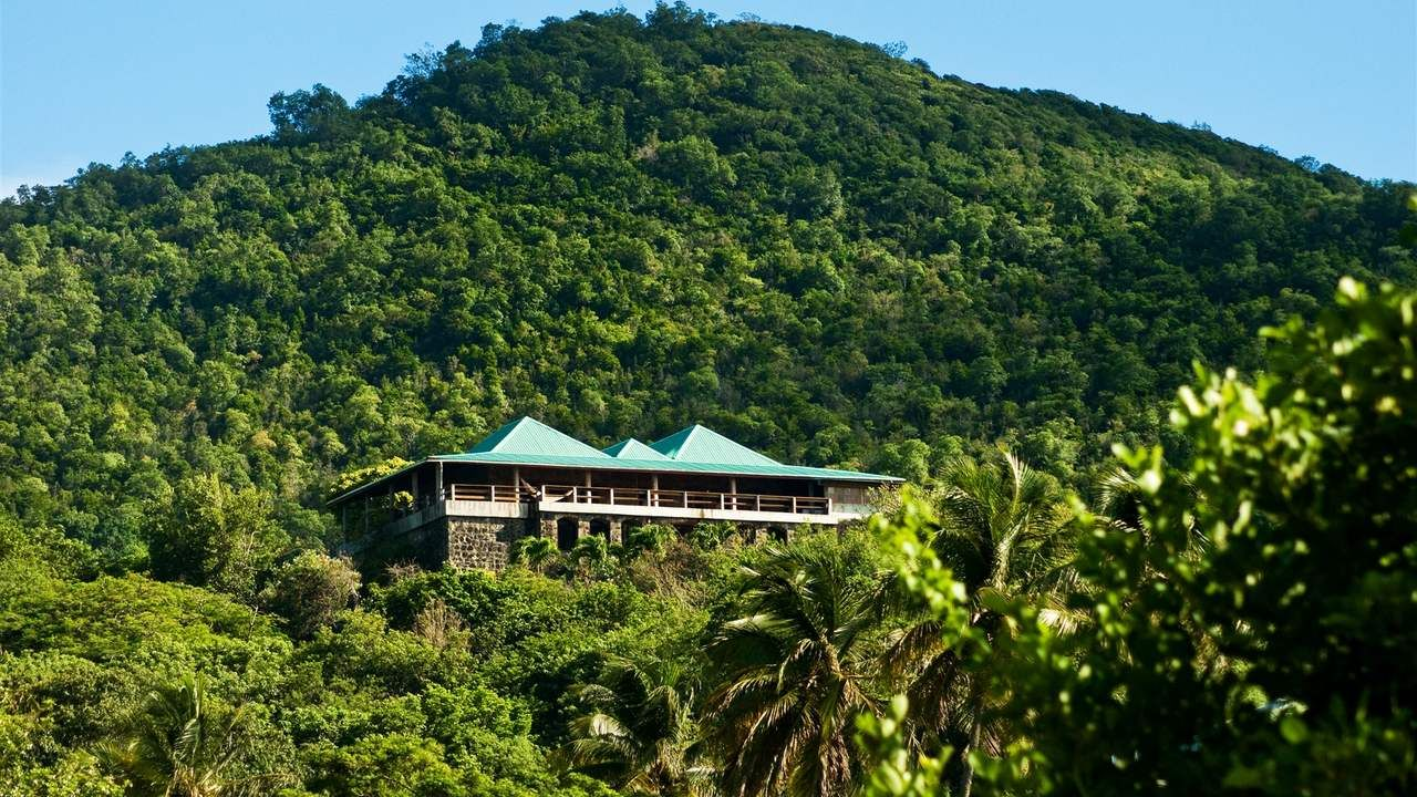 Caribbean Hotel and Resort Bequia St. Vincent & the