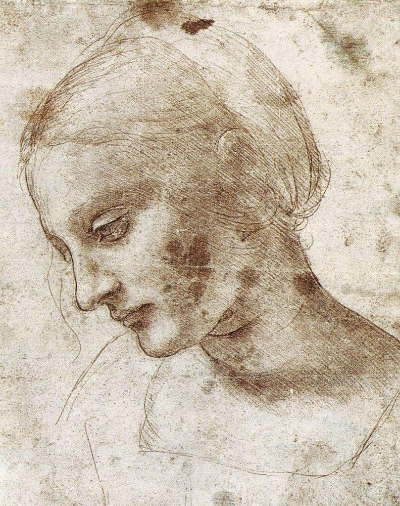 September 2010 Da Vinci Drawings Madonna Art Leonardo Da Vinci