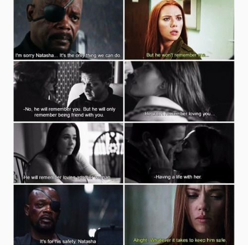 What we wish happened in AoU! I would be okay with this