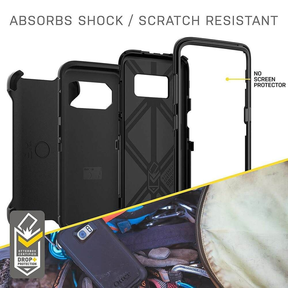 online store 52101 f841c OtterBox Defender Screenless Edition Authentic Case Samsung Galaxy ...