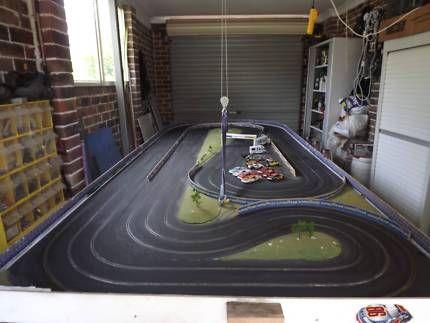 wooden slot car tracks for sale australia Google Search