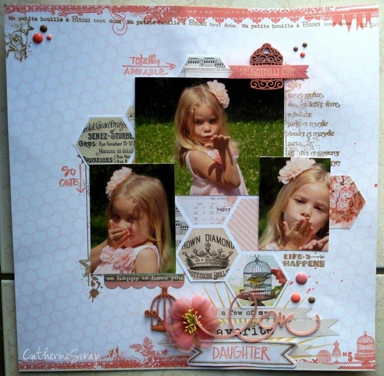 CatherineScrap: Love Daugther