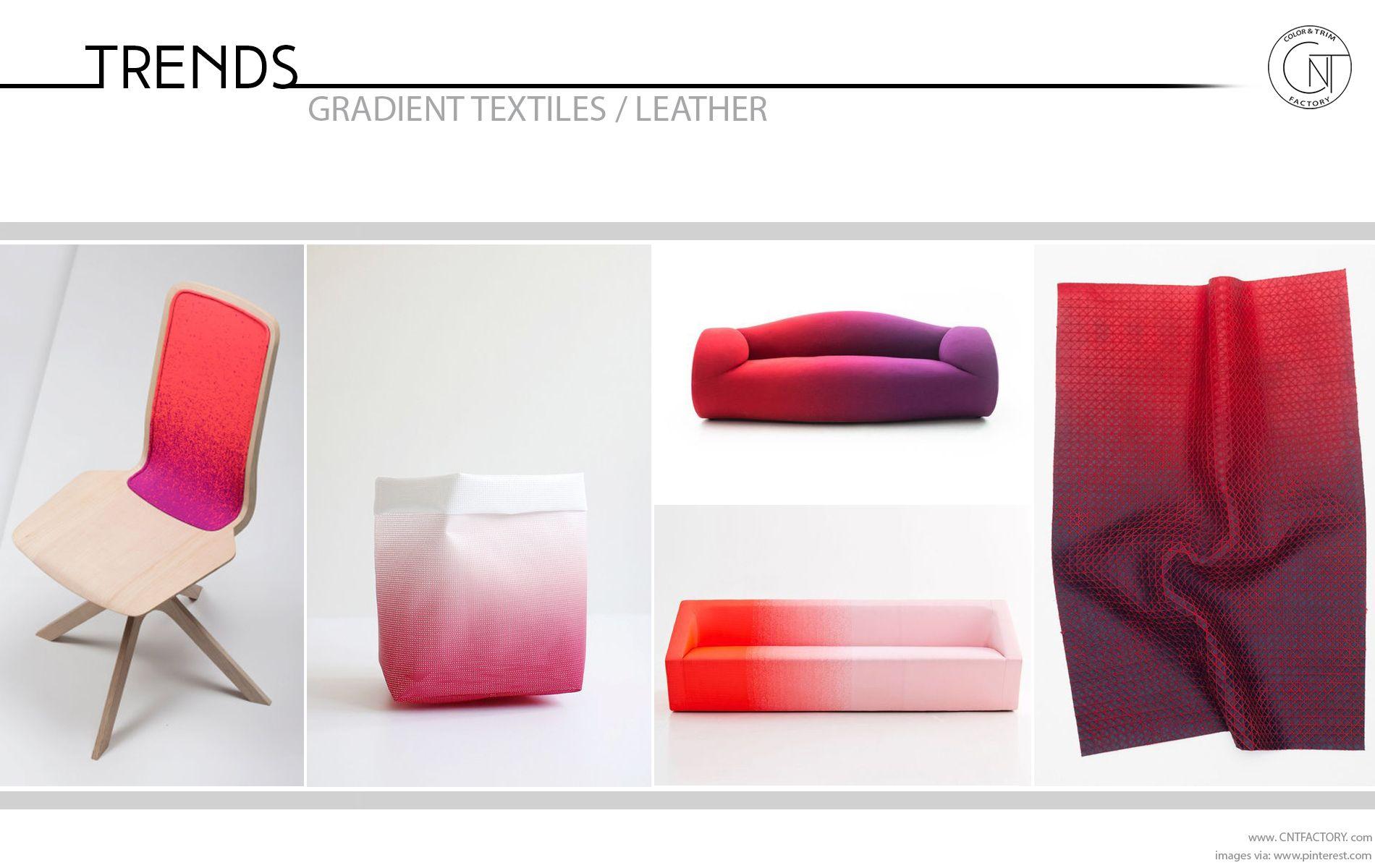 Gradient Textiles Leather Automotive Color Trim Design With Images Design Color Board Design