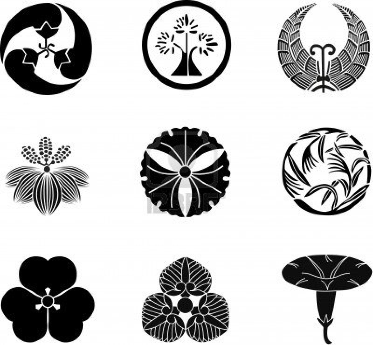 9719262 japanese family crests vector 11g 12001110 pixels explore family crest symbols crests and more biocorpaavc Gallery