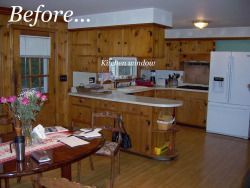 1960s kitchens | nashua, nh – kitchen remodel – from 1960's knotty