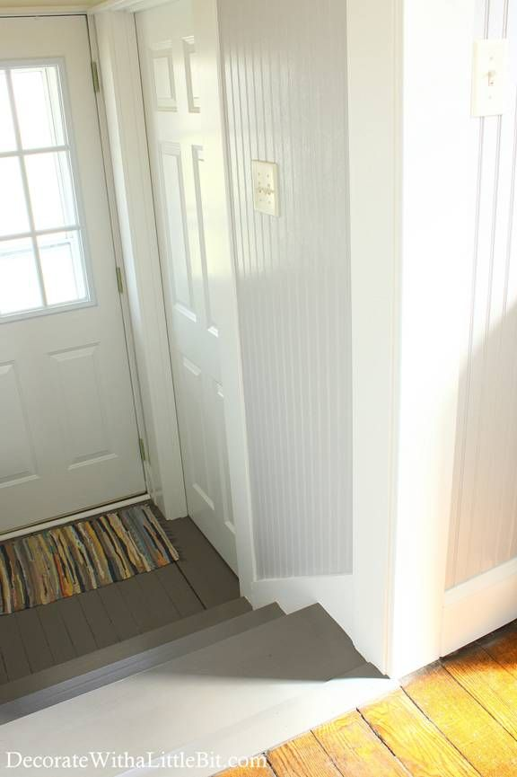 Corner Trim And Baseboard For Beadboard Gorgeous