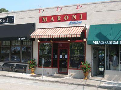 Maroni S In Northport