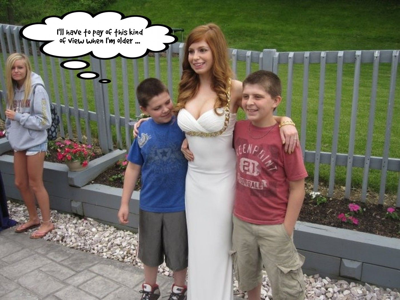Big sister: caption competition | Funny pictures for kids