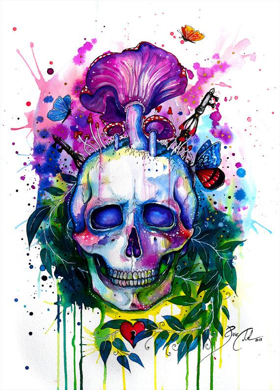 Locked signed Art Print by PixieColdArt on Etsy