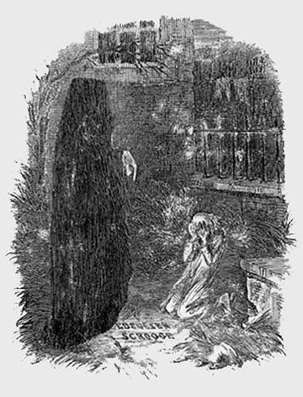 """Ignorance and Want"" from Dickens's A Christmas Carol"