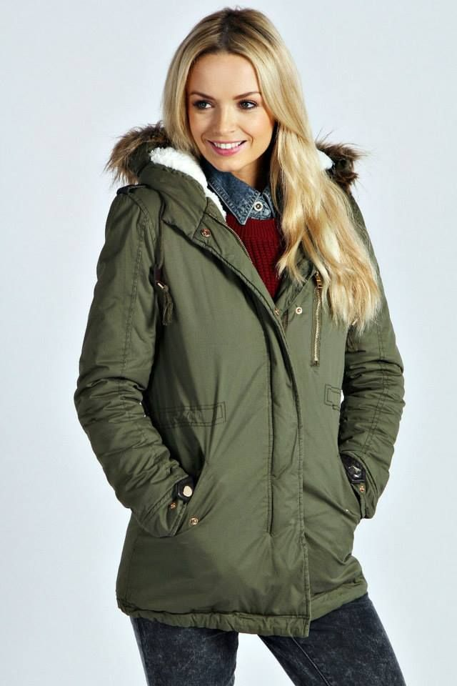 Winter Women'S Jackets