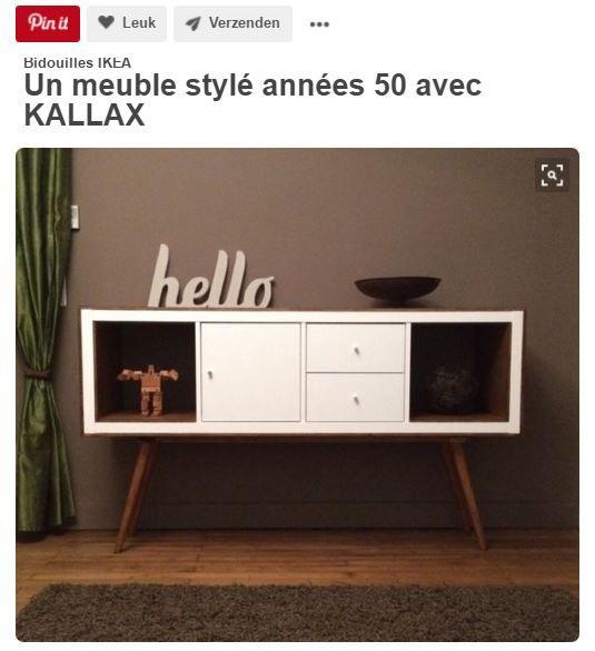 Expedit Op Poten Wooninspiratie Ikea Ideeën Ikea En