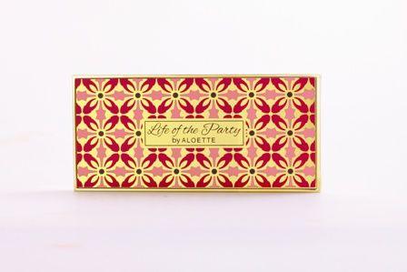 Aloette's Newest Spring Palette, inspired by the Roaring Twenties #Aloette