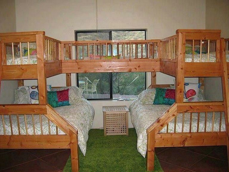 45+ Cute House Design with Bunk Beds