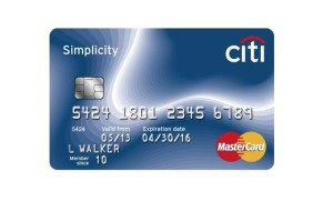Apply For Citi Simplicity Card To Make Credit Simple Credit Card