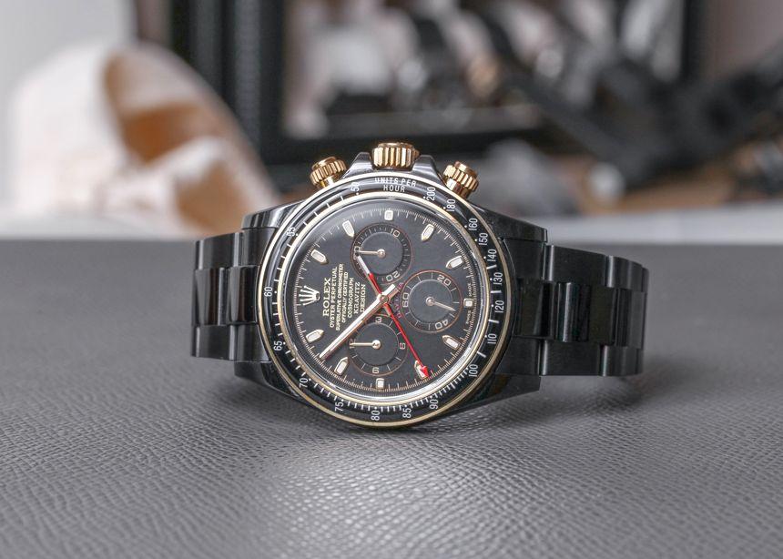 Rolex Sea-Dweller 126600 Watch Marks 50th Anniversary Of The Sea-Dweller  Hands-