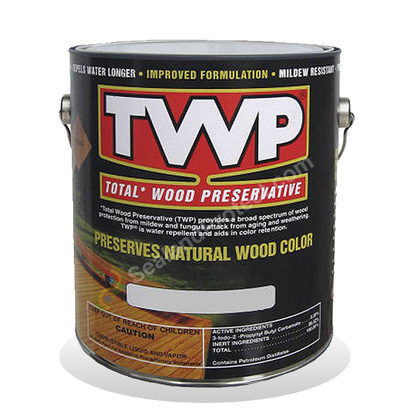 Twp 100 Stain Preserve Wood Slices Fence Stain
