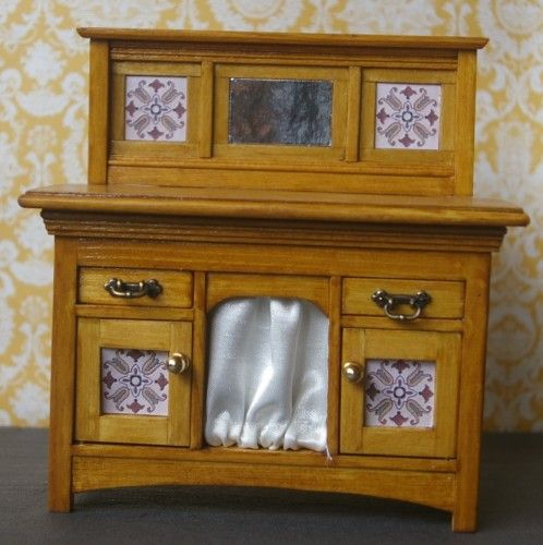 Buy Doll Furnishing Articles Resin Crafts Home Decoration: A New Addition To Our Range Dolls House Sideboard Arts