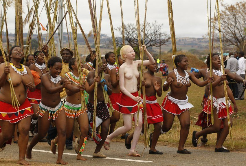Swaziland - When nudism is the second thing you recognize...