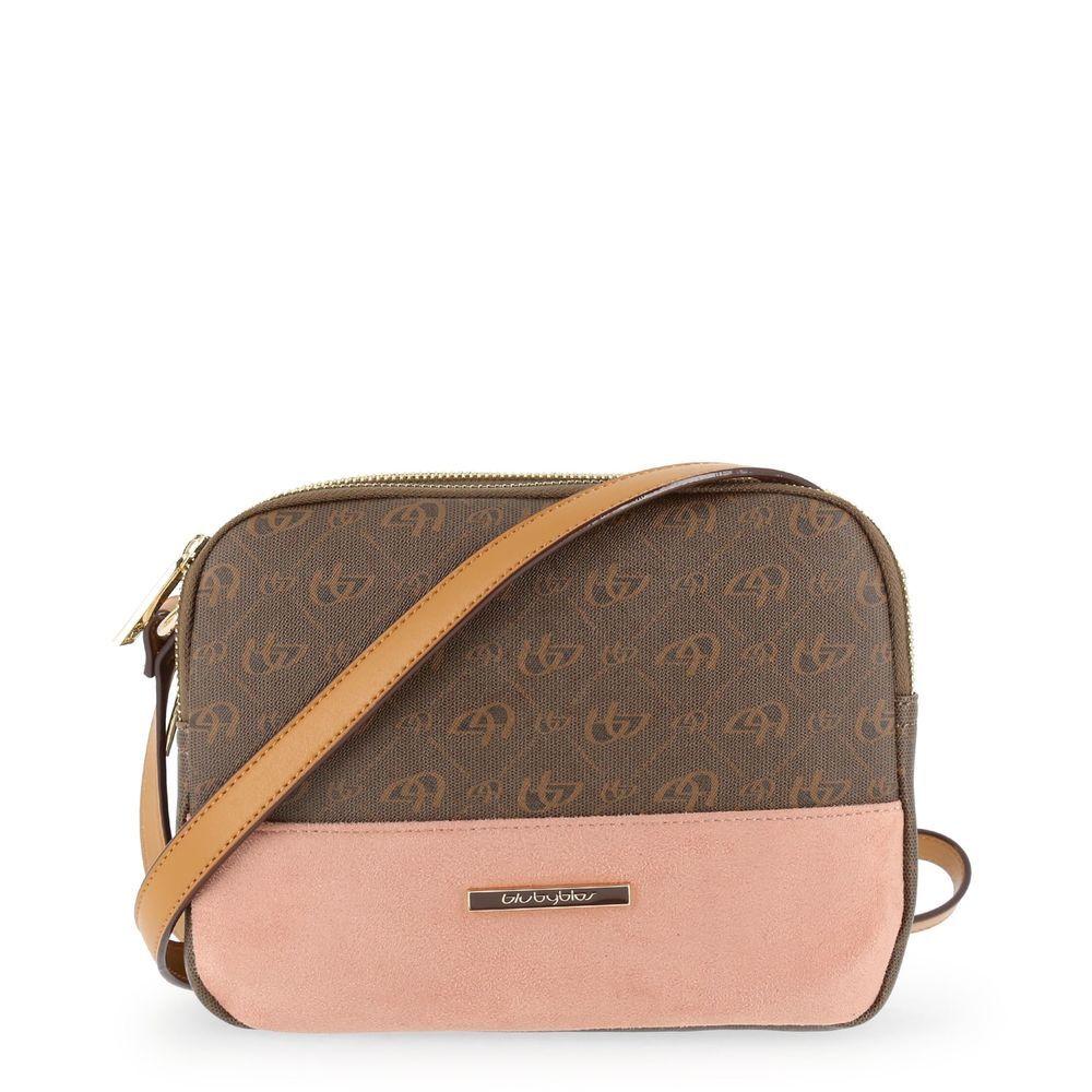 Blu Byblos Women s Suede Leather Brown Crossbody Shoulder Bag Zip Closing   fashion  clothing  shoes  accessories  womensbagshandbags (ebay link) 7b74e0f318