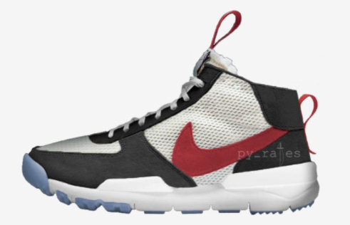 A Tom Sachs x Nike Mars Yard Mid Is Rumored To Release This Year