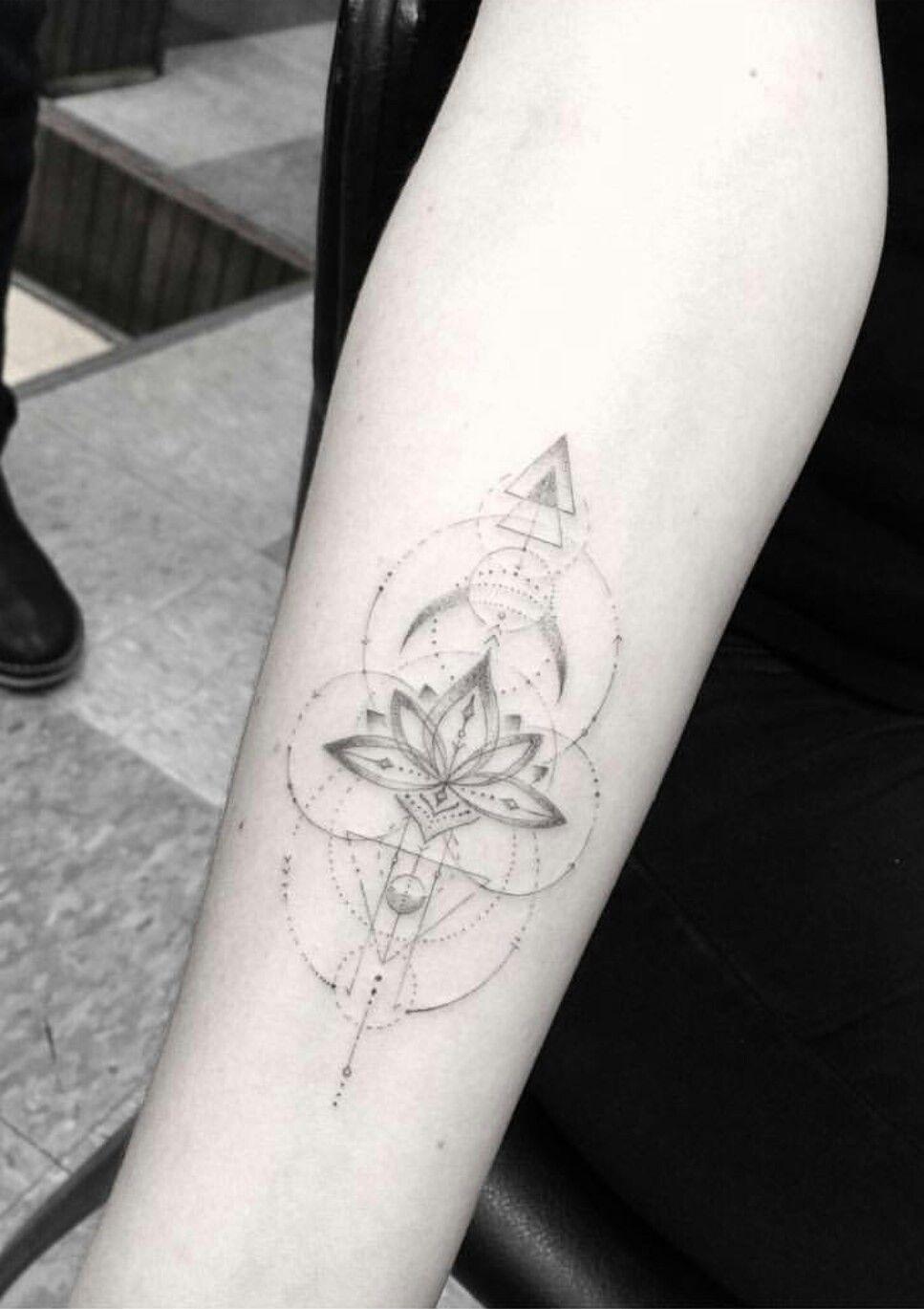 Dr Woo Tattoos That Slay Pinterest Tattoos Lotus Tattoo And