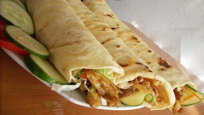 Nigerian Chicken shawarma, Nigerian Shawarma (Chicken and Beef Shawarma Recipe Provided)