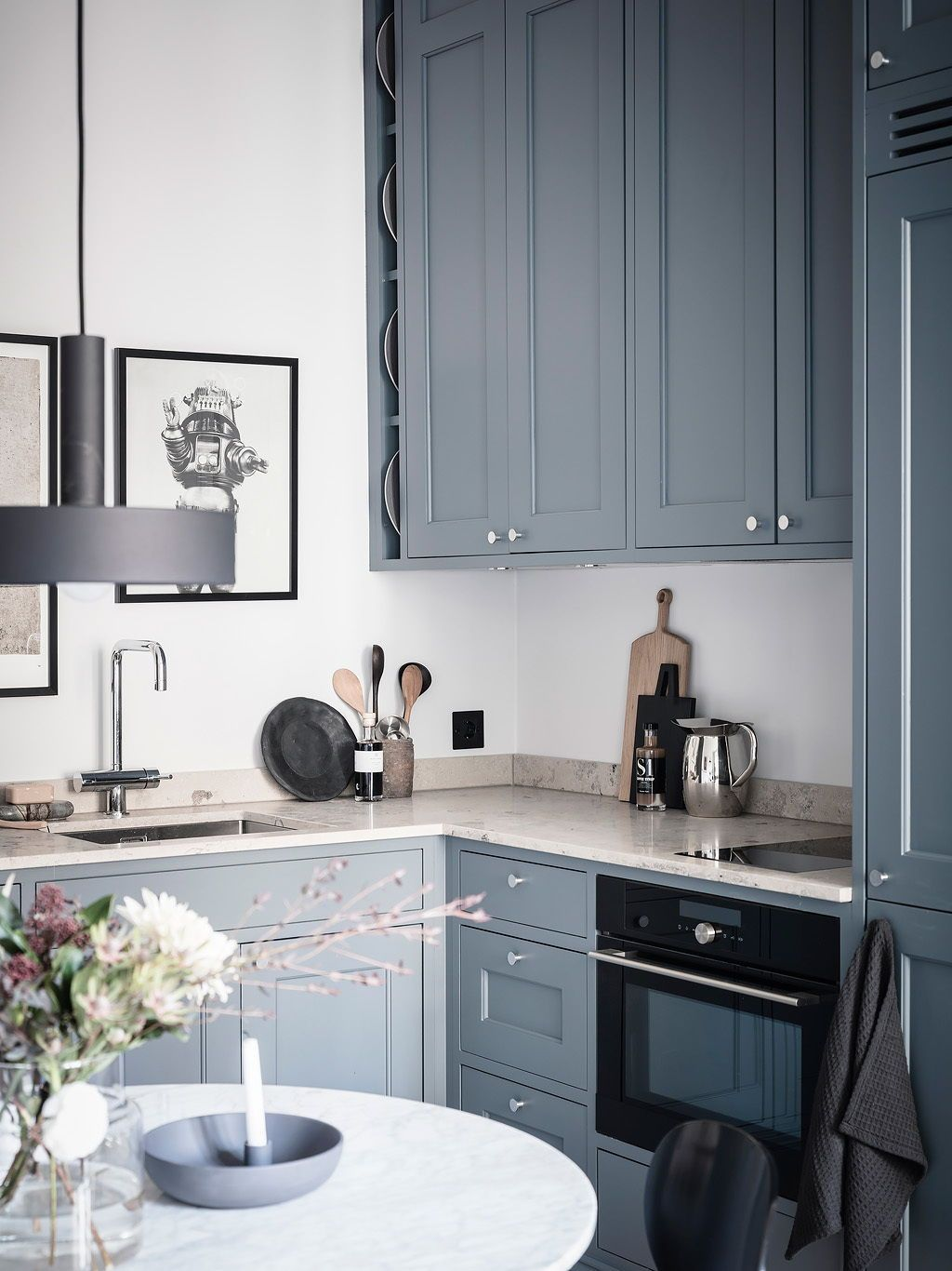 Small but stylish studio apartment - COCO LAPINE DESIGN ...