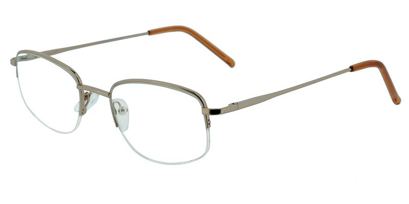 59303b36e79 Mariano Gold Prescription Eyeglasses From  49 affordable