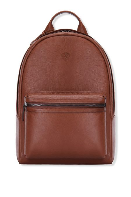 676f8f8d8cc97 Kahve VAKKO DERİ SIRT ÇANTASI | Vakko Online Shop | Shoes & Bags in ...