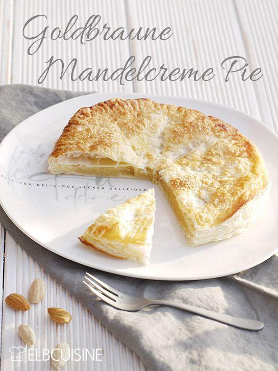 jamie s mandelcreme pie mit 5 zutaten elbcuisine kekse und geb ck pinterest. Black Bedroom Furniture Sets. Home Design Ideas