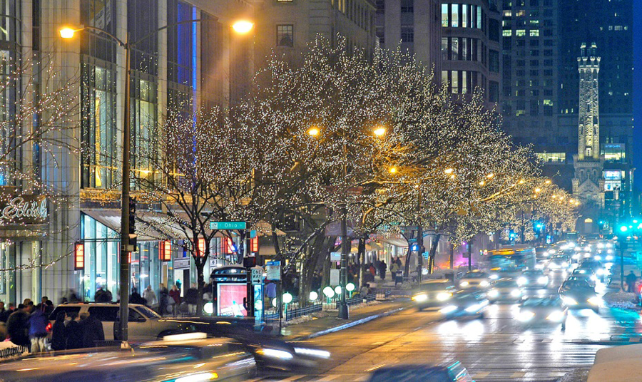 5 Tips to Make Your Holiday Shopping Easier in downtown Chicago!