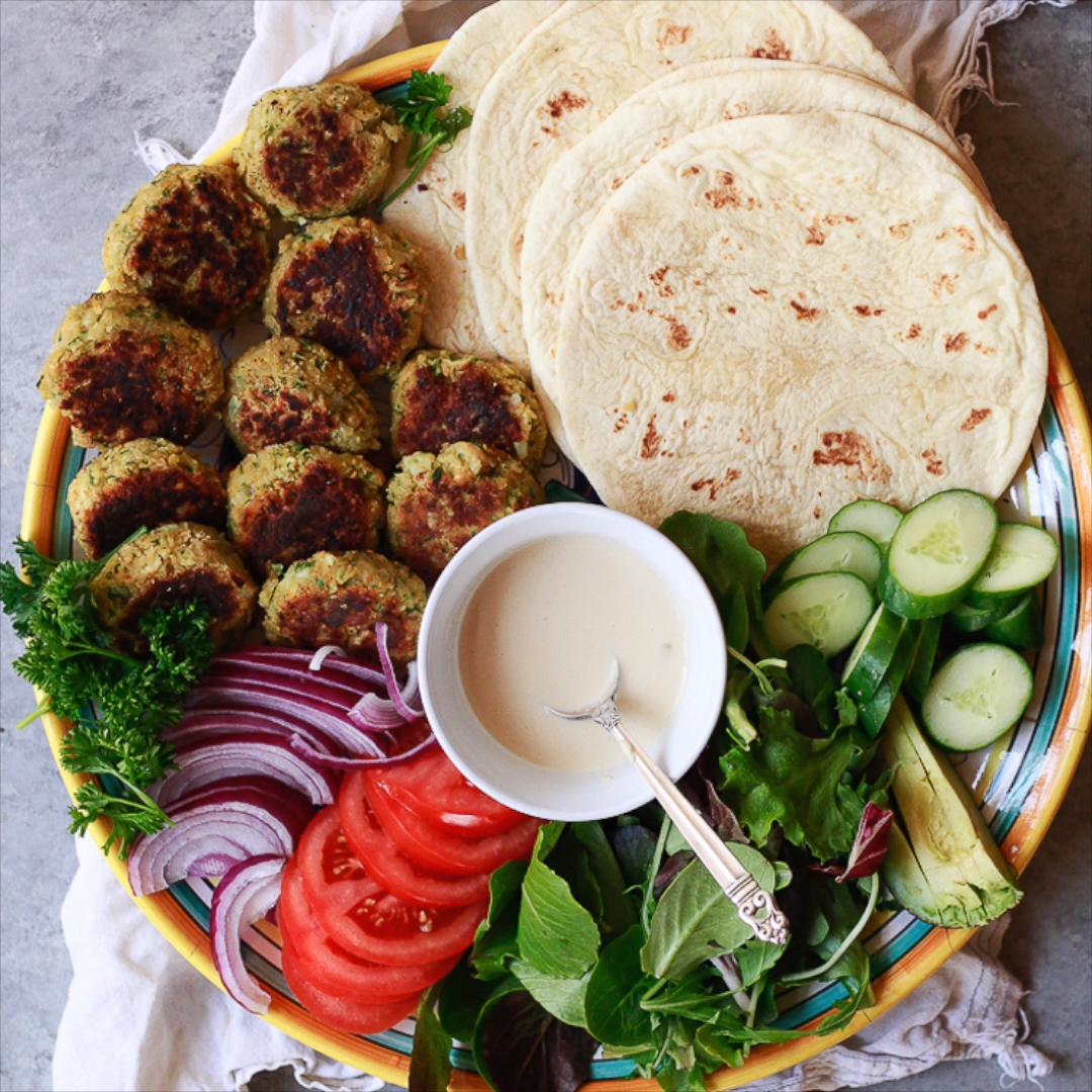 Easy Falafel
