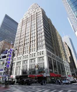 575 7th Avenue 5th Floor New York City Ny 10018 Office Space New York Office Manhattan Times Square