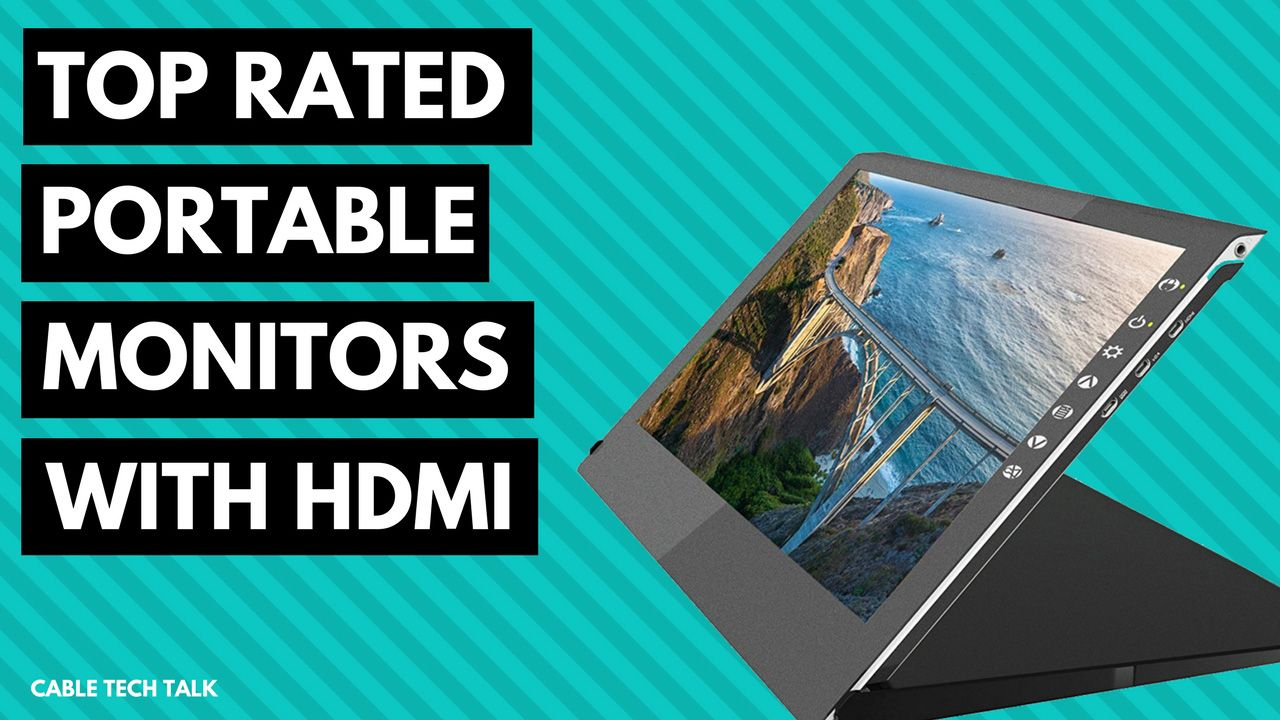 Best Portable Monitor HDMI Top 3 Picks Rated and