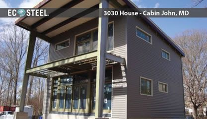 Huge List Of Modular Houses Prefab Construction Kit Homes Panelized Manufactured Housing Modern And T Steel Home Kits Steel Building Homes Prefab Home Kits