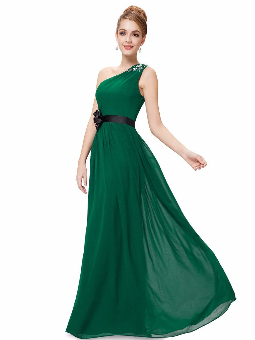 Oneshoulder prom dresses evening dresses sexy prom dresses long