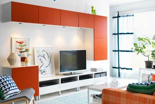 Catálogo Ikea Besta 2014: más ideas para salones | Decoración#house ...
