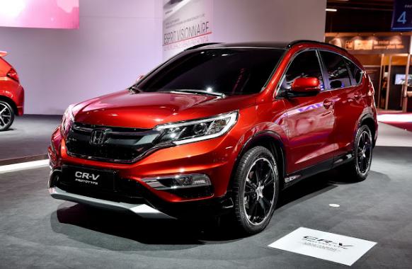 2018 Honda Crv Launch Date Concept Redesign