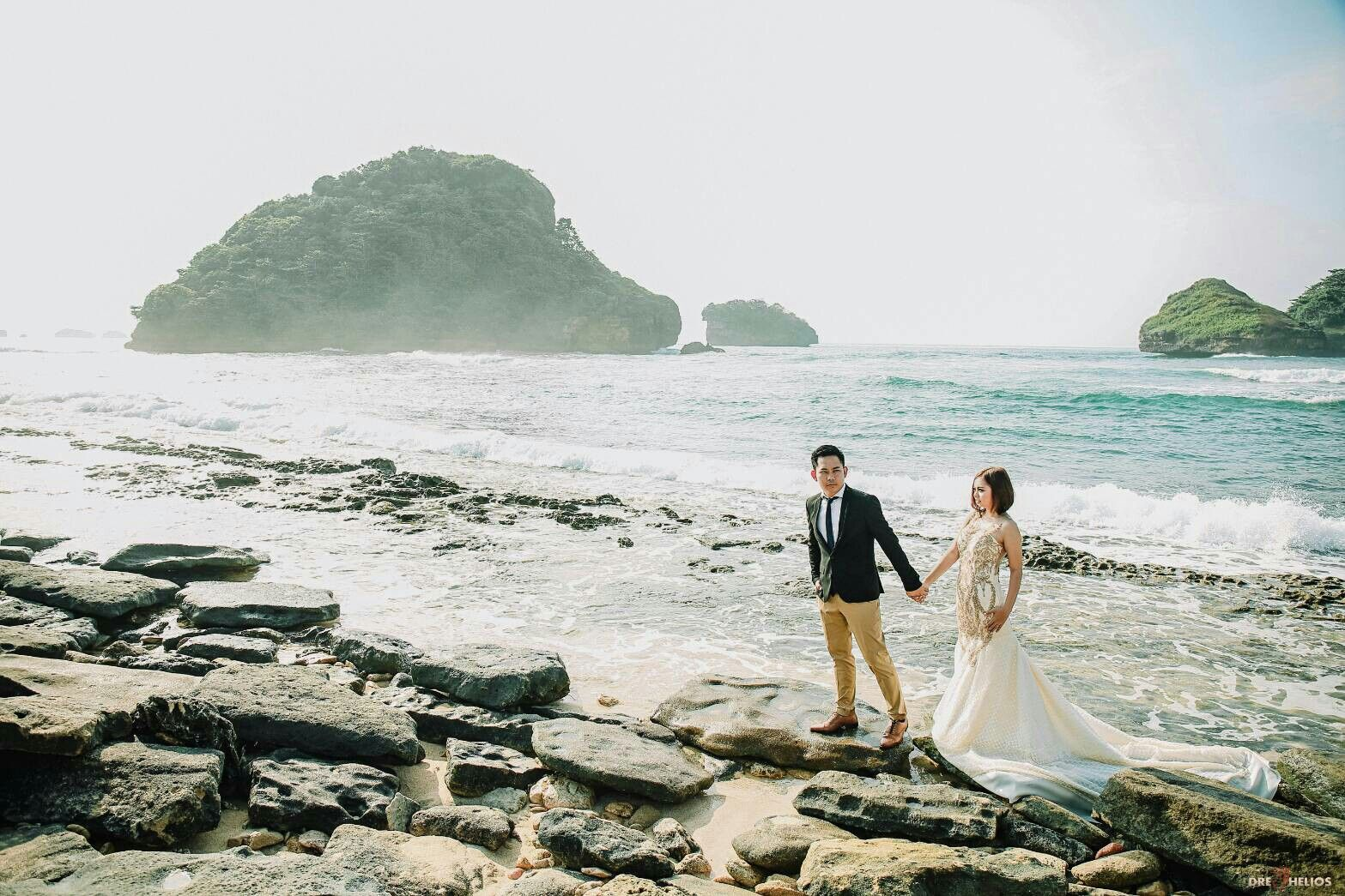 Pre wedding beach  HELIOS by Dre  Andre Agassi  Malang Prewedding HELIOS  Pinterest
